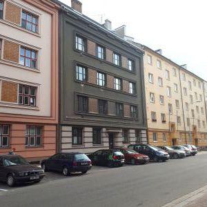 Koupili jsme byt 1+1 v centru Pardubic, ul. Nerudova