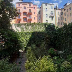 Koupili jsme byt o velikosti 1+kk v samém centru Prahy